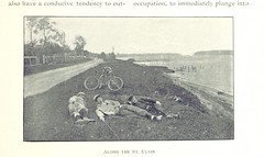 "British Library digitised image from page 67 of ""Wheel Outings in Canada and C. W. A. Guide. Published under the auspices of the Touring Section of the Canadian Wheelmen's Association. Edited by P. E. Doolittle"""