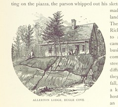 """British Library digitised image from page 245 of """"Through the Wilds. A record of sport and adventure in the forests of New Hampshire and Maine ... Illustrated, etc"""""""