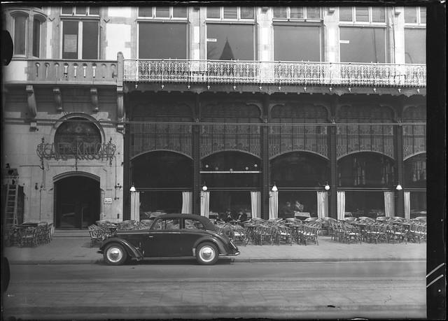 Photo:00-00-1946_00011 Café de Kroon By IISG