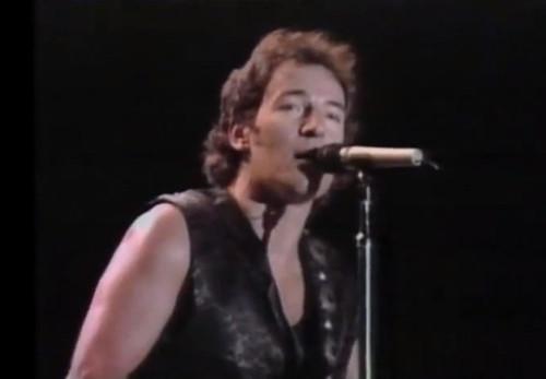 Bruce Concierto Amnistía 1988