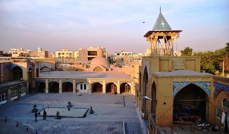 22 Visita a la mezquita de Rahim Khan en Isfahan (20)