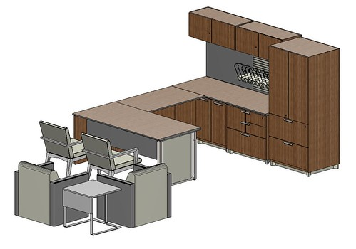Office Rendering 1