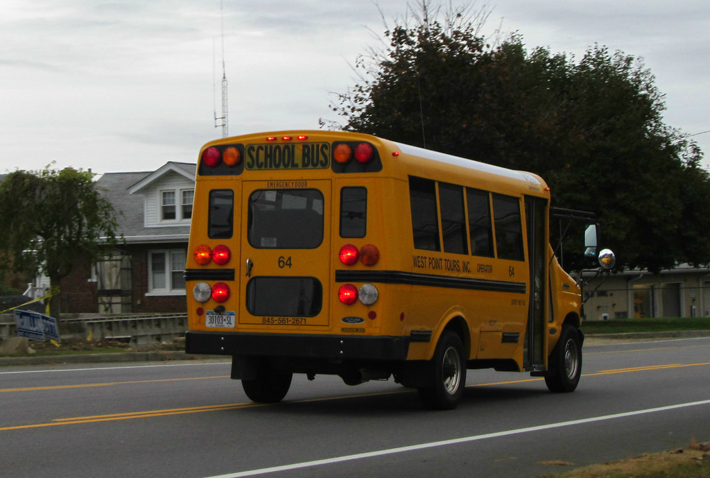 Little Rock Tours Charter Bus