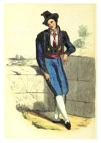 013-Majo-La Spagna, opera storica, artistica, pittoresca e monumentale..1850-51- British Library
