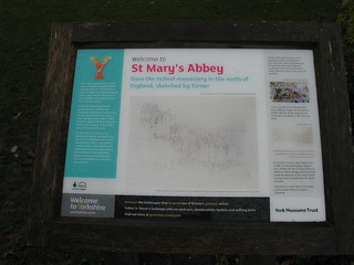 St Mary's Abbey York