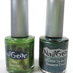 Bonne Bell Nail Gear Shag & Luck