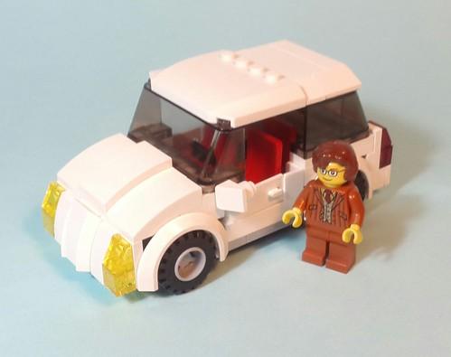 Utility car