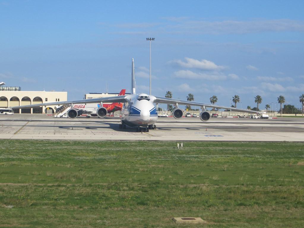 Malta (Valletta/Luqa) Airport (MLA / LMML) 11718362306_dfb2dd89fb_b