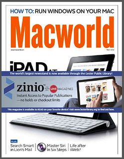 Macworld on Zinio