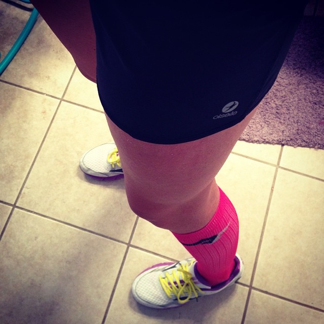 Pretty sure I've finally found the perfect pair of running shorts. @oiselle Roga Short...I need about 4 more pairs