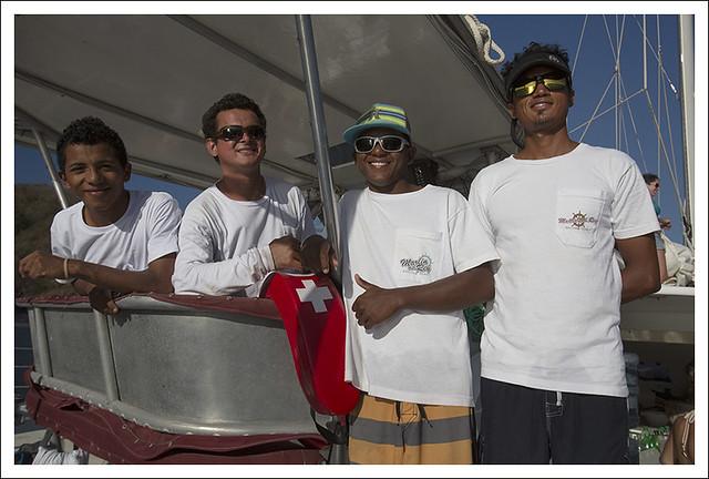 Crew on Marina del Rey 3