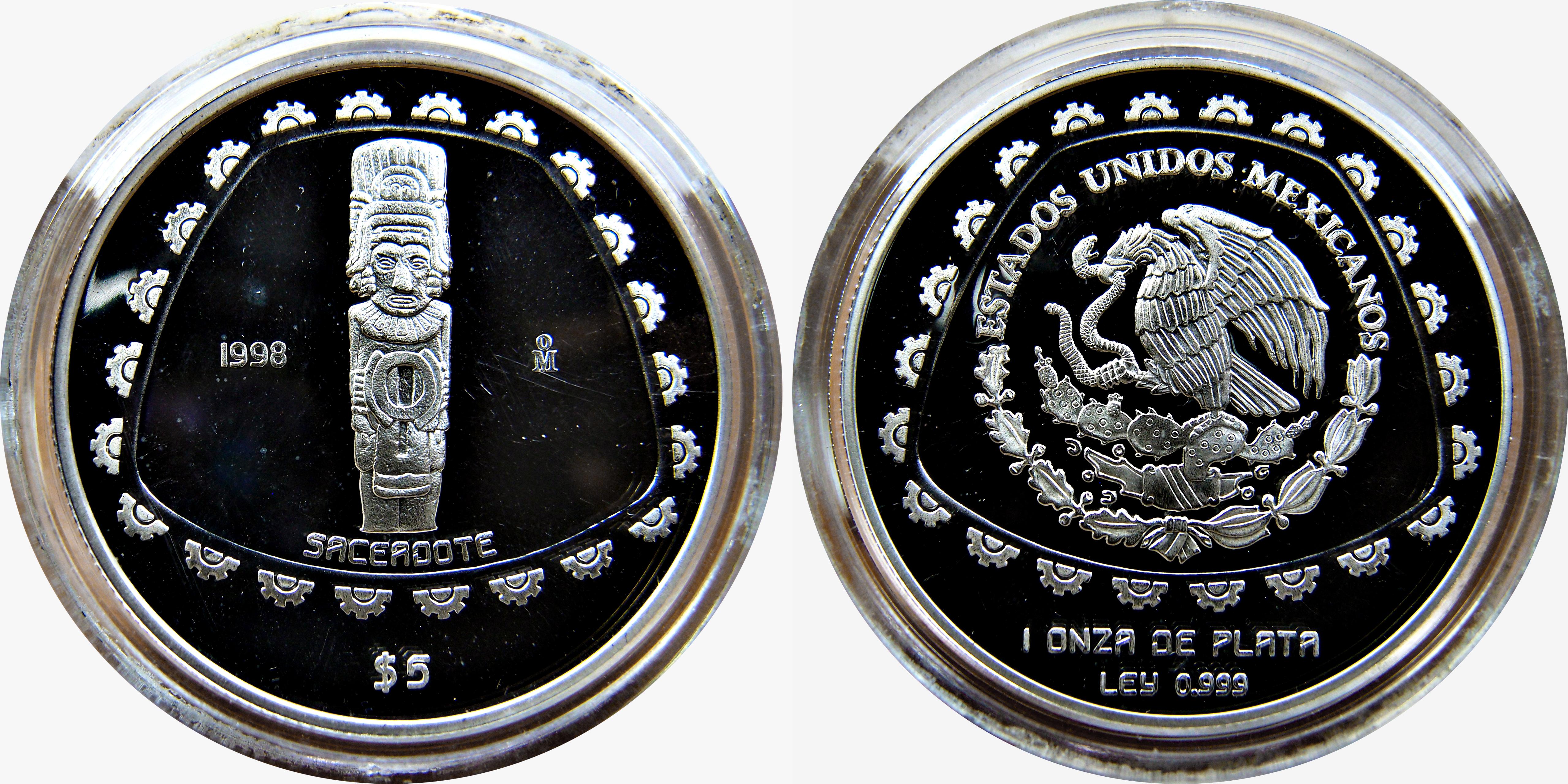 Colección Precolombina de onzas de plata del Banco de Mexico 12124322256_7e4e2571b5_o