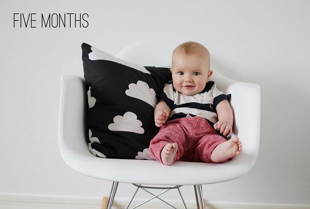 Charlie, 5 months