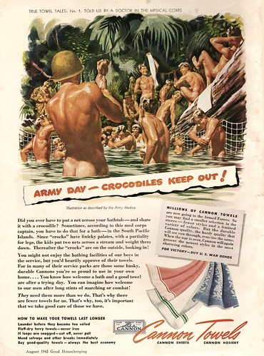 WAR - GOOD HOUSEKEEPING, August 1943