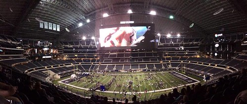 Employee Appreciation Night @ Cowboys Stadium