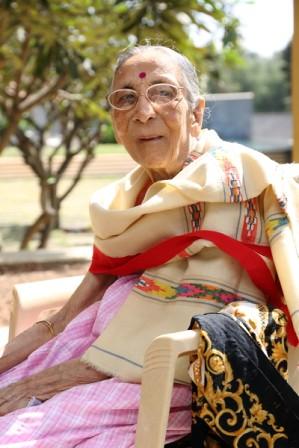 Great granny-Saroj Ben Desai
