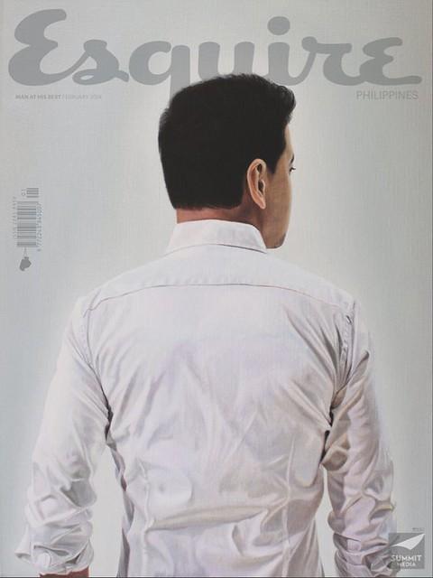 Esquire Feb 2014