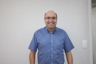 Dário Saadi, de Campinas, visita o Solidariedade-SP