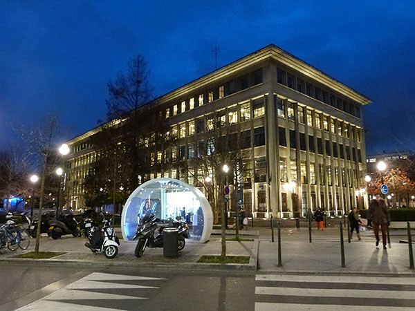 mairie de Boulogne