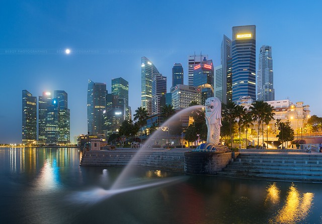 Singapore early morning
