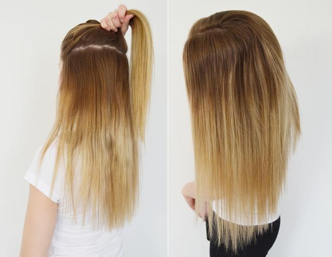 Sinkki hiukset