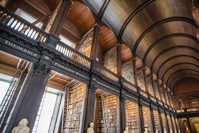 Trinity College Old Library 'Long Room' — Dublin
