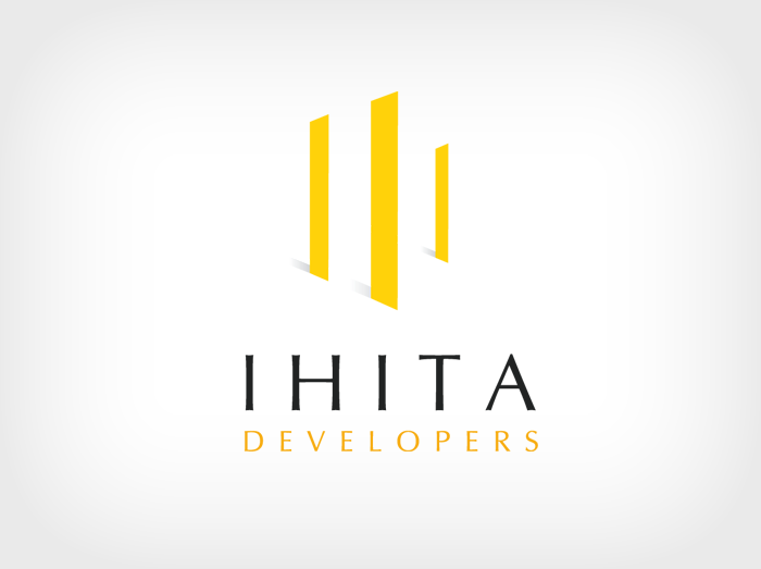ihita developers logo design