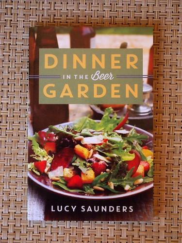 """""""Dinner in the Beer Garden"""" title="""