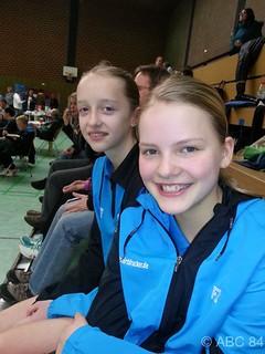 08./09.03.2014 A-Rangliste U13 -U19 Nienburg