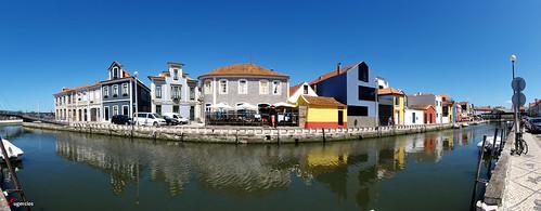 portugal canal paisaje paisagem sal aveiro marinero marinheiro urbanview