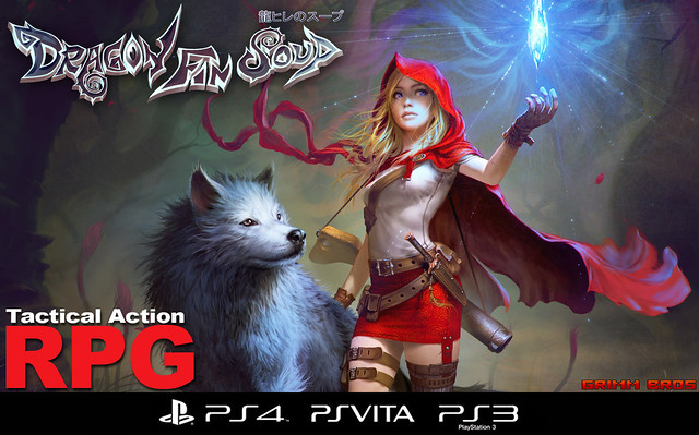 Dragon Fin Soup on PS4, PS3 and PS Vita