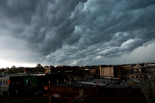 Kansas Spring Storm