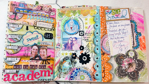 DLP Week 15 Planner/Journal Pages