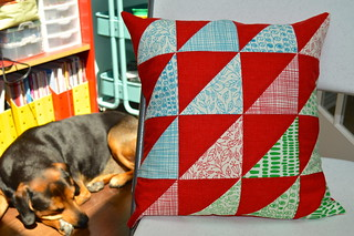 Pillows for summer sewing lessons