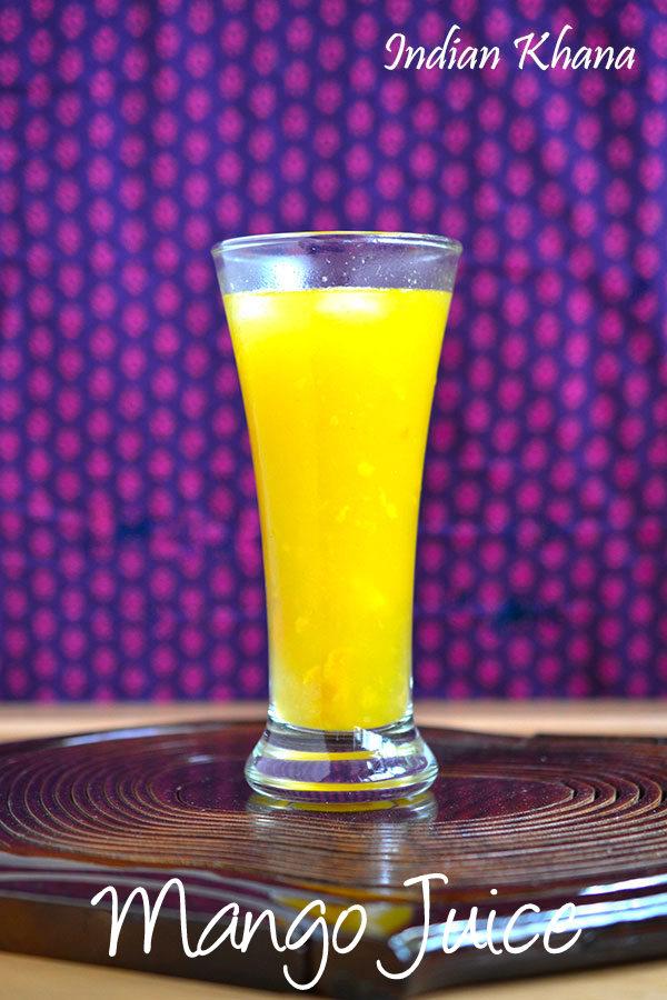 Mango Juice Recipe | Summer Drinks - 127.0KB
