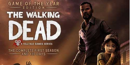 The Walking Dead: Game of the Year Edition coming to PS4, retailer suggest