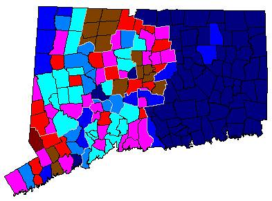 Evolution Of Congressional Elections In Connecticut 2006