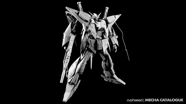 MC Model - Comprehend HG 1/144 RX-105 Xi Gundam
