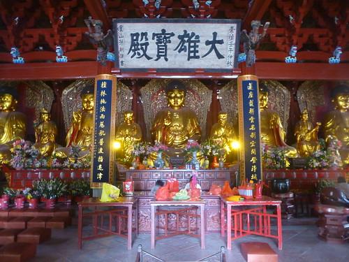 Fujian-Quanzhou-Temple Kaiyuan (7)