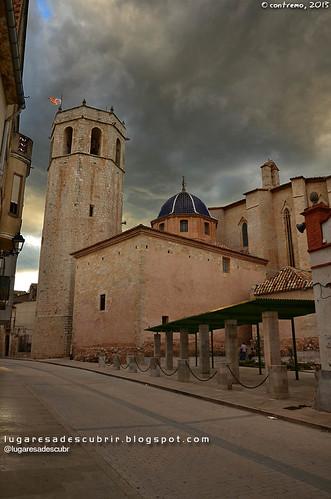 Iglesia Arciprestal de Sant Mateu (Castellón, Comunidad Valenciana)