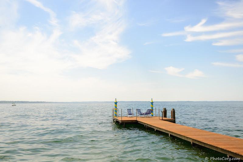 Italy, Lake Garda, Bradolino