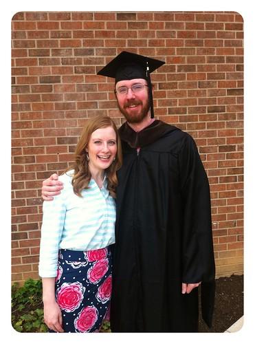 Steve's Graduation