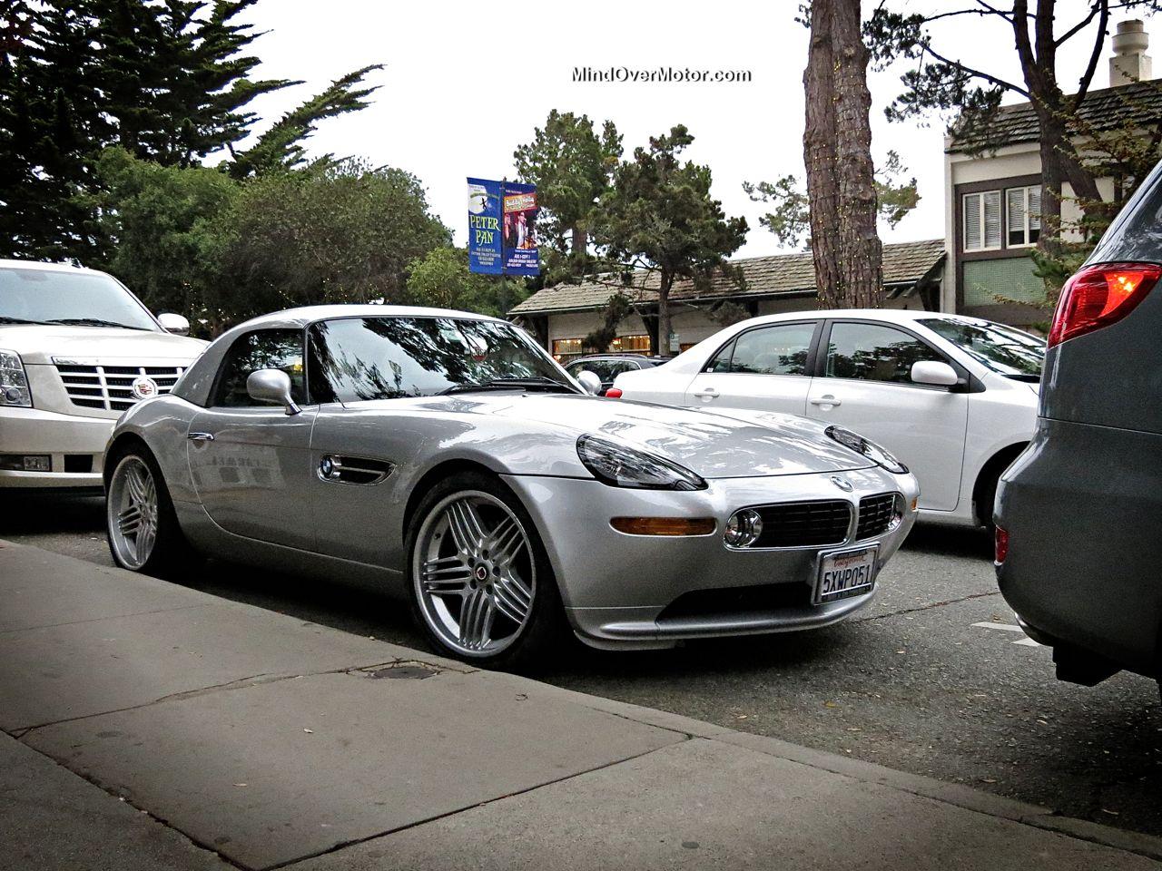 Alpina BMW Z Spotted In Carmel CA Mind Over Motor - Bmw z8 alpina