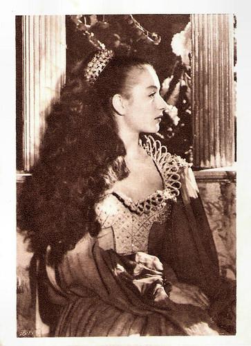 Anouk Aimée in Les amants de Vérone (1949)