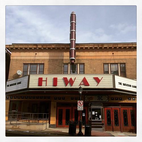 Hiway Theater - Jenkintown, PA