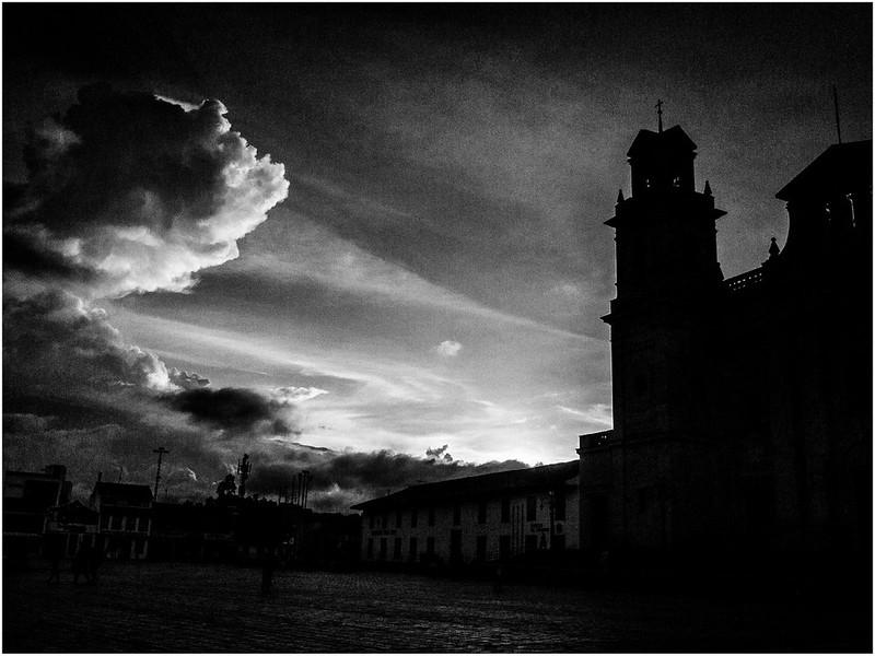 Basilica a Contraluz