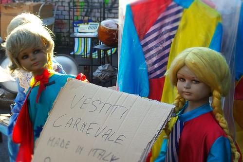 "Le bambole ""Made in Italy"""