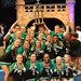 The WilmU Wildcat Cheerleaders captured their 4th straight UCA Division II National Championship trophy at the 2015 competition January 17-18 in Orlando, Florida.