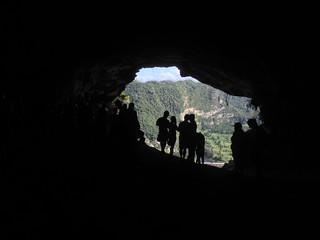 Image of Cueva Ventana near Arecibo.