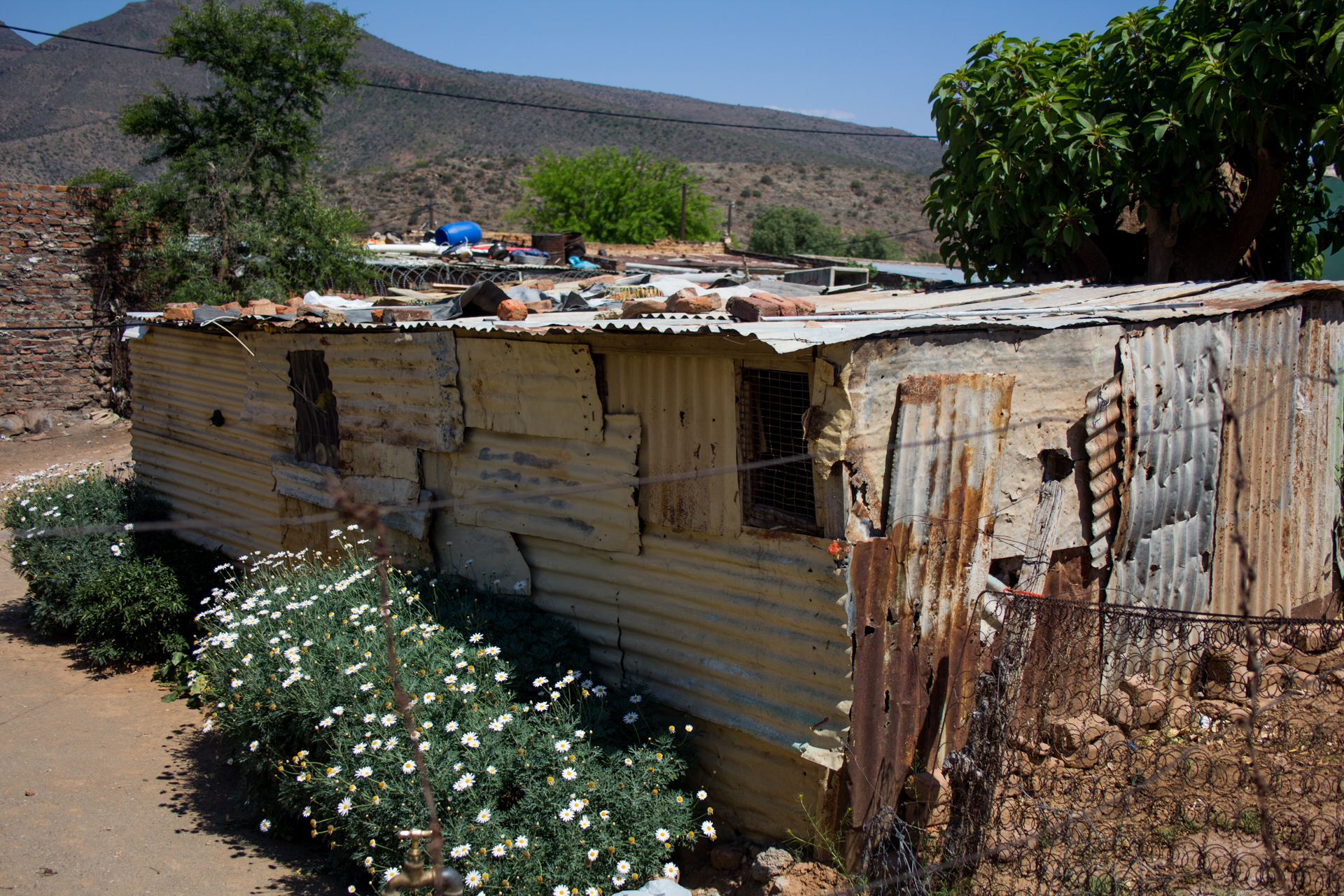 Graaff-Reinet South Africa  City pictures : Township – Graaff Reinet South Africa
